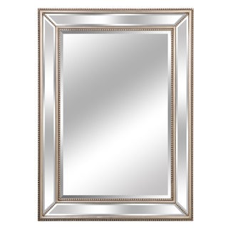 Mercer Diamond Silver Mirror (32 x 44)