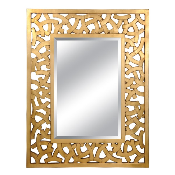 Ardant Champagne Gold Mirror (43 x 54)