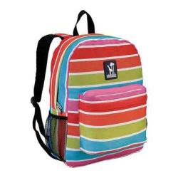 Women's Wildkin Crackerjack Backpack Bright Stripes