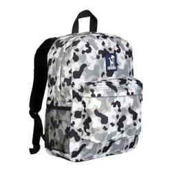 Women's Wildkin Crackerjack Backpack Camo Grey