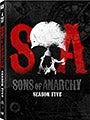 Sons of Anarchy: Season 5 (DVD)