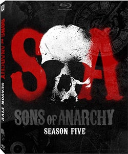 Sons of Anarchy: Season 5 (Blu-ray Disc)