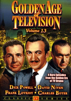 Golden Age Of Television Vol. 13 (DVD)