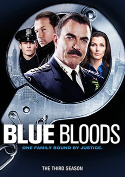 Blue Bloods: The Third Season (DVD)