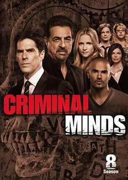 Criminal Minds: The Eighth Season (DVD)