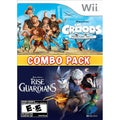 Wii - Croods: Prehistoric Party/Rise of Guardians Combo Pack