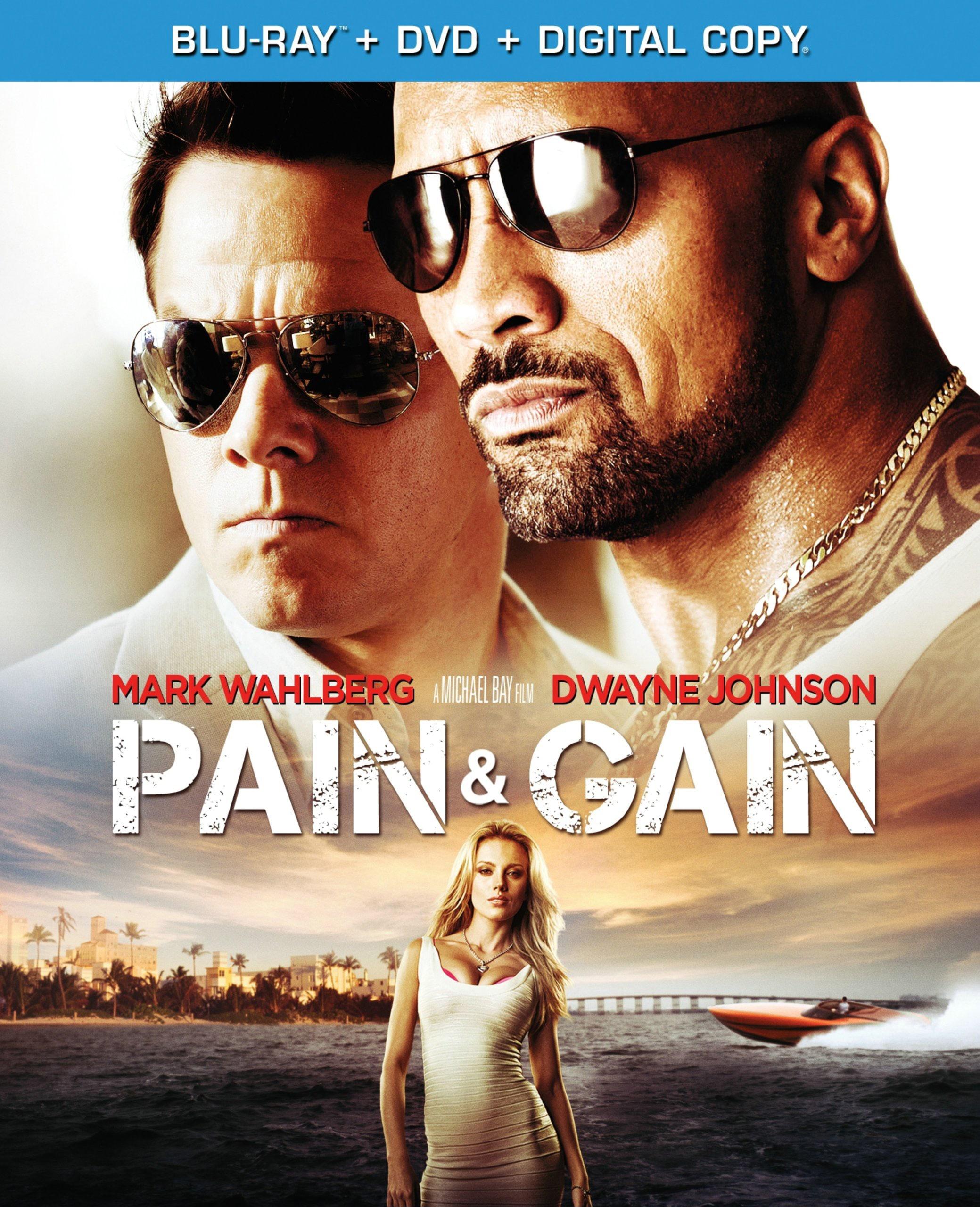 Pain and Gain (Blu-ray/DVD)