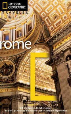 National Geographic Traveler Rome (Paperback)
