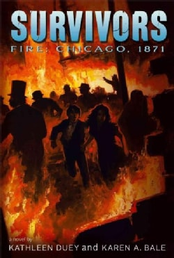 Fire: Chicago, 1871 (Paperback)