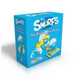 The Smurfs Mini Library (Board book)