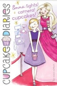 Emma, Lights! Camera! Cupcakes! (Paperback)