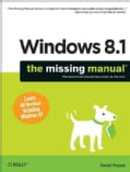 Windows 8.1: The Missing Manual (Paperback)
