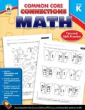 Common Core Connections Math, Grade K (Paperback)