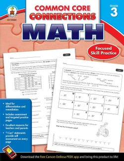 Common Core Connections Math, Grade 3 (Paperback)