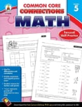 Common Core Connections Math, Grade 5 (Paperback)