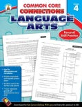 Common Core Connections Language Arts, Grade 4 (Paperback)