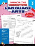 Common Core Connections Language Arts, Grade 5 (Paperback)