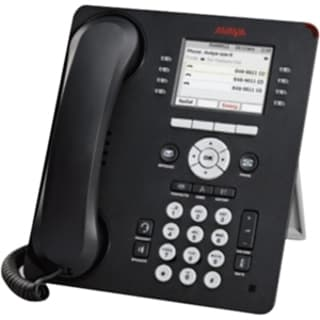 Avaya-IMBuyback One-X 9611G IP Phone - Desktop, Wall Mountable