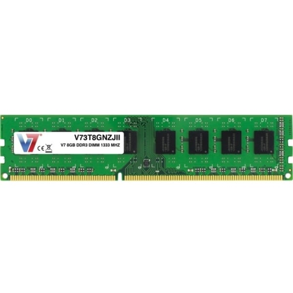 V7 8GB DDR3 1333MHz PC3-10600 DIMM Desktop Memory
