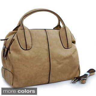 Dasein Fashion Bowler Bag