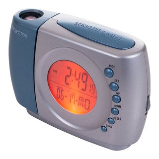Northwest Projection Alarm Clock with FM Radio