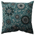 Pillow Perfect Suzani Teal 23-inch Floor Pillow