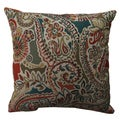 Pillow Perfect Piper Paisley 16.5-inch Throw Pillow