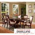 Somerton Dwelling Dolce 7-Piece Dining Set