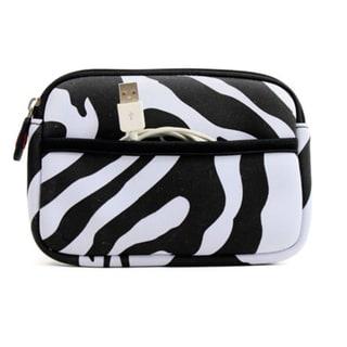 "Kroo 3.5"" Zebra Camera Sleeve"