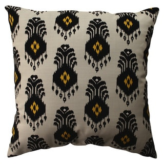 Pillow Perfect Ikat Mesa 23-inch Throw Pillow