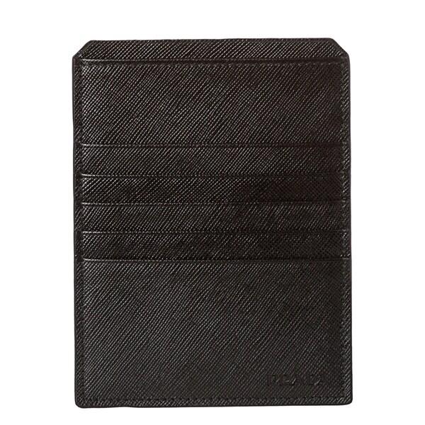 prada handbag tote - Prada Saffiano Leather Card Case - 15456833 - Overstock.com ...