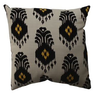 Pillow Perfect Ikat Mesa 16.5-inch Throw Pillow