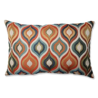 Pillow Perfect Flicker Jewel Rectangular Throw Pillow