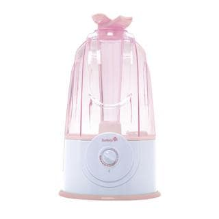 Safety 1st Ultrasonic 360-degree Humidifier in Pink