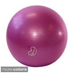 Burst-Resistant Gym Exercise Ball