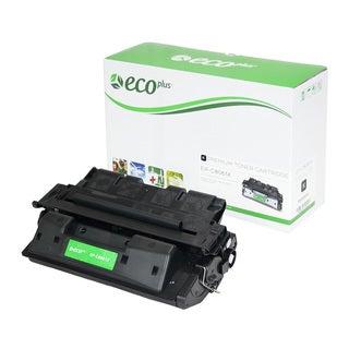 EcoPlus Black HP C8061X Remanufactured Toner Cartridge
