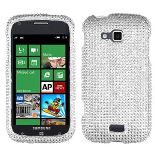 BasAcc Silver Diamante 2.0 Case for Samsung i930 ATIV Odyssey