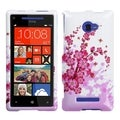 BasAcc Spring Flowers Case for HTC Windows Phone 8X