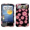 BasAcc Flower Wall Case for HTC HD7/ HD7S