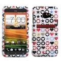 BasAcc Vintage Punk Case for HTC Evo 4G LTE