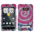 BasAcc Sugar Rush Lollipop Diamante Case for HTC Evo 4G