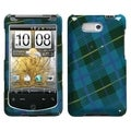 BasAcc Blue Plaid Weave Case for HTC Aria