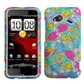 BasAcc Rose Garden Case for HTC ADR6410 Incredible 4G LTE