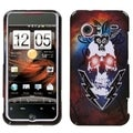 BasAcc Lightning Skull Case for HTC ADR6300 Incredible