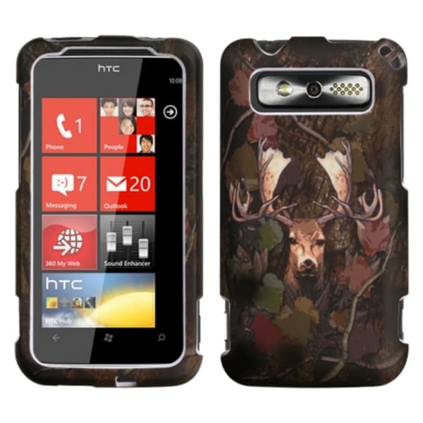 INSTEN Lizzo Deer Hunting Phone Case Cover for HTC Trophy