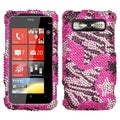BasAcc Rebel Stars Diamante Case for HTC Trophy