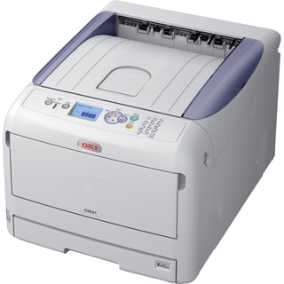 Oki C800 C831N LED Printer - Color - 1200 x 600 dpi Print - Plain Pap