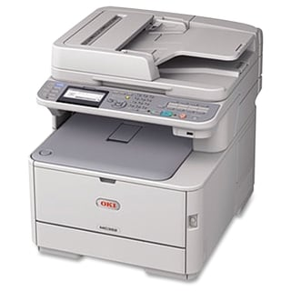 Oki MC362W LED Multifunction Printer - Color - Plain Paper Print - De