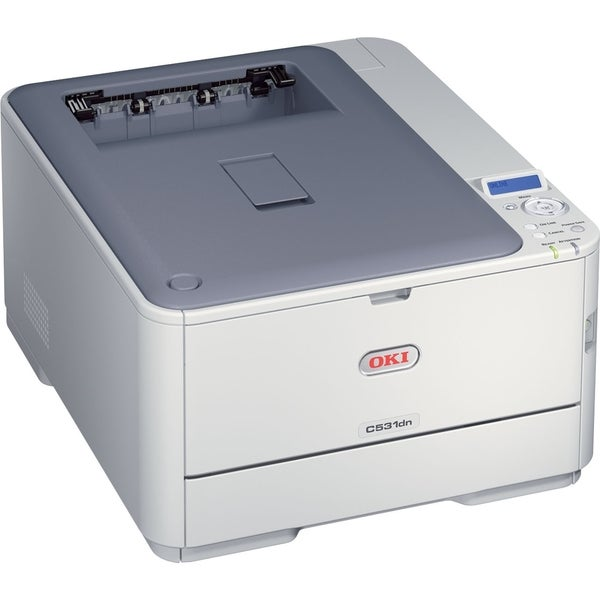 Oki C500 C531DN LED Printer - Color - 1200 x 600 dpi Print - Plain Pa