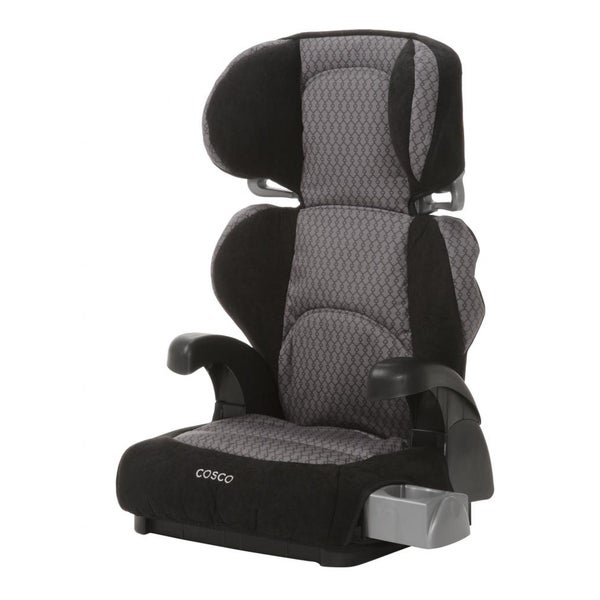 Cosco Pronto Booster Seat in Linked Black